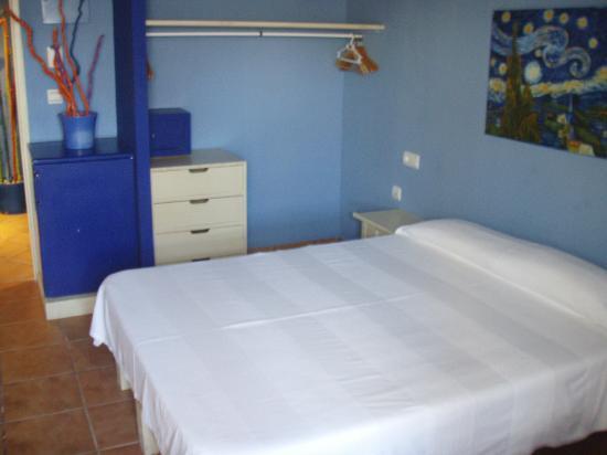 Hotel La Marina: Quarto