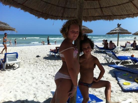 Iberostar Mehari Djerba: spiaggia hotel mehari