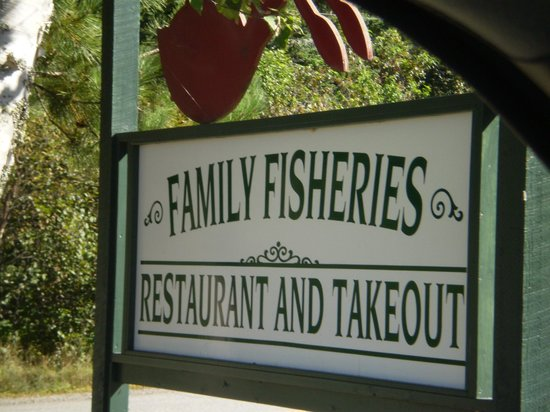 Family Fisheries Restaurant Campobello Island