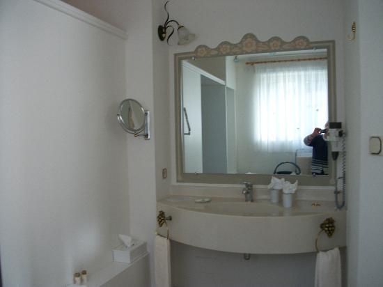 Kanzel Suites & Residences : la salle de bain