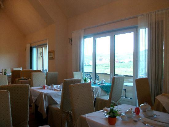 Kanzel Suites & Residences : la salle à manger