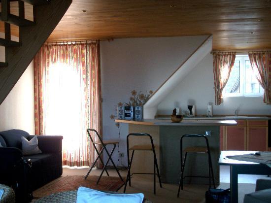 Kanzel Suites & Residences : la cuisine