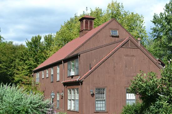 The Deerfield Inn Carriage House