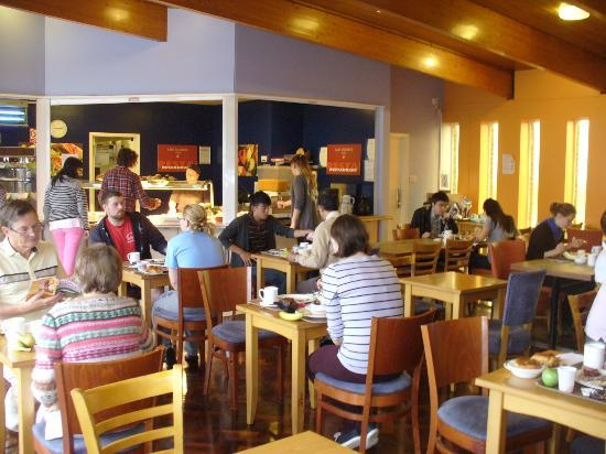 LSE Carr-Saunders Hall: Breakfast restaurant