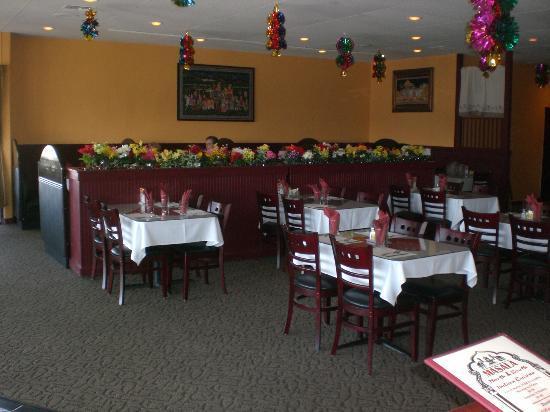 Masala Indian Cuisine: Dining Hall