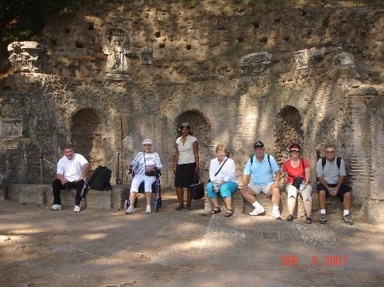 Kiron's Roman Holiday Day Tours: Roman Adventure With Kiron