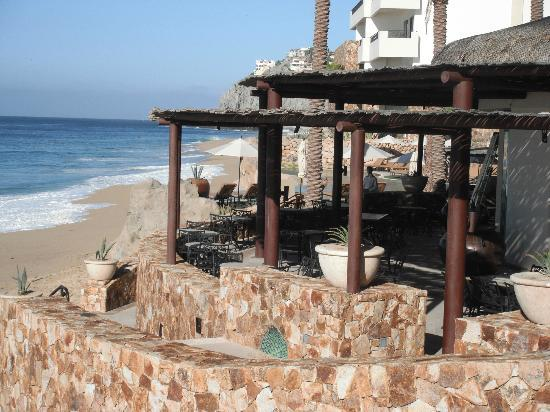 Grand Solmar Land's End Resort & Spa: One of the restaurants with a great ocean view