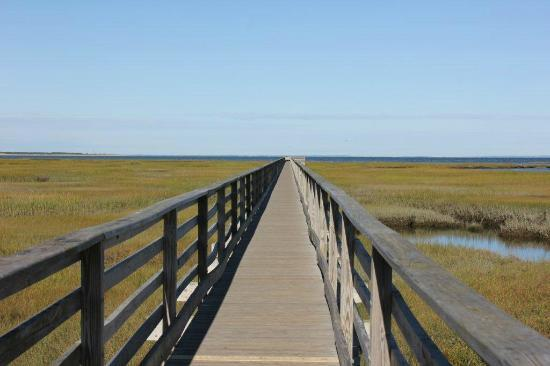 Yarmouth, MA: Boardwalk