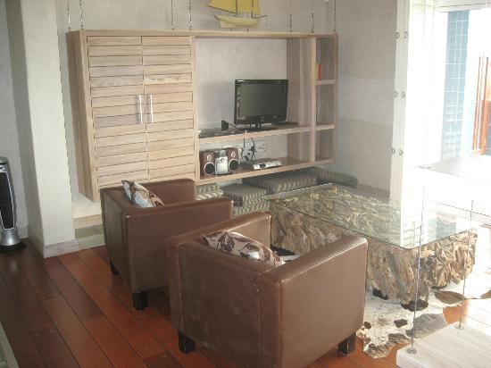 Cornerstone Guesthouse: Wohnbereich