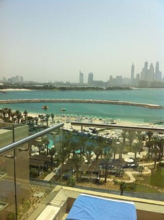 Rixos The Palm Dubai : room views
