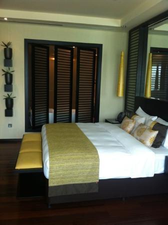 Rixos The Palm Dubai : modern rooms