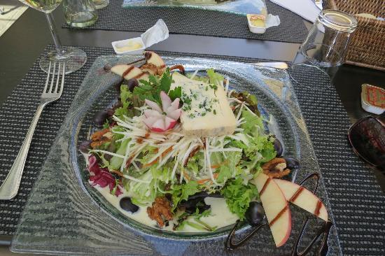 Beim Alen Tuurm : Lunch Salad