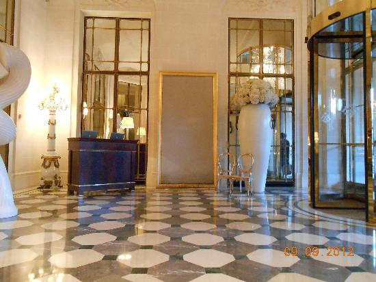 Le Meurice Hotel Paris France
