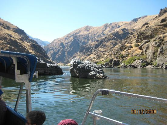 Killgore Adventures Hells Canyon Jet Boat Trips & Fishing Trips: Beautiful