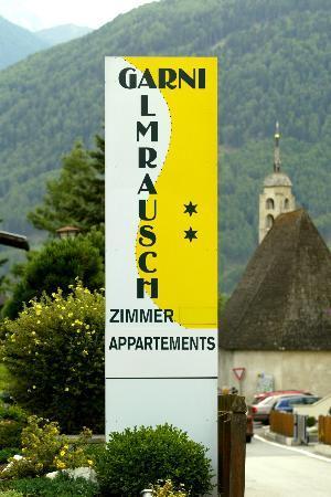 Garni Appartements Almrausch: Kapelle St. Michael Almrausch Burgeis
