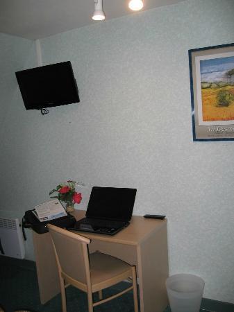 Hôtel Mounéa : le bureau