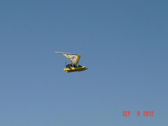 Flying Adventures : In Flight