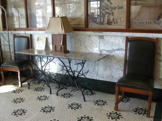ذا هيستوريك بلاينز هوتل عضو مجموعة فنادق آسيند: lobby