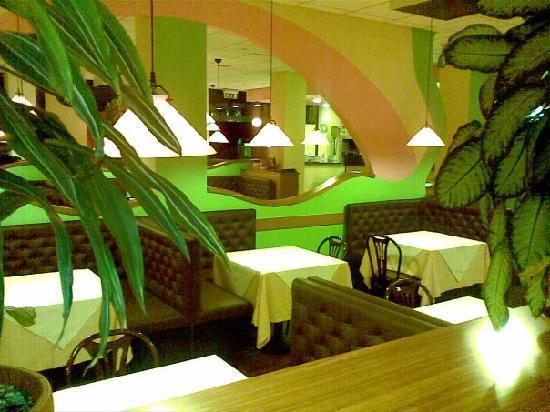 Ristorante Pizzeria Cocoon: il dentro del locale