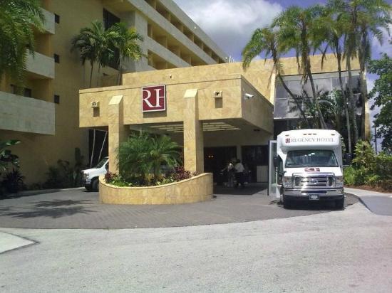 Regency Hotel Miami: hotel Regency