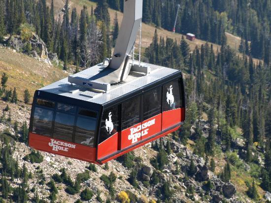 Jackson Hole Aerial Tram: Aerial tram