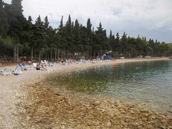 Villa Midea: at beach
