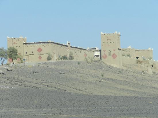 Kasbah Hotel Panorama: La Kasbah all'arrivo