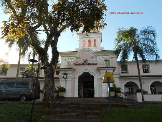 Belmond Hotel das Cataratas: Front of hotel