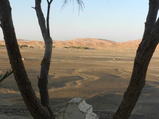 Kasbah Hotel Panorama: Dalla terrazza