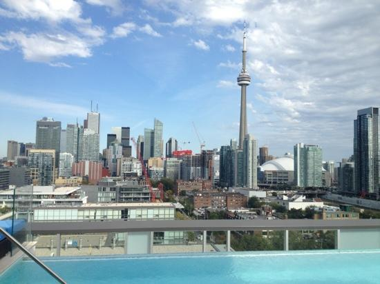 Thompson Toronto - A Thompson Hotel: from the roof top