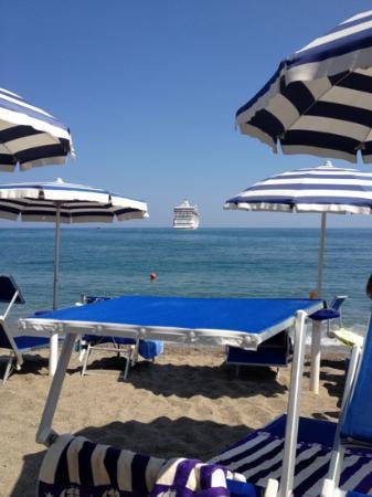 Hotel San Giovanni: il lido