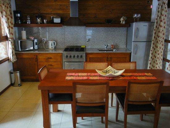 Bosque del Nahuel: Cocina
