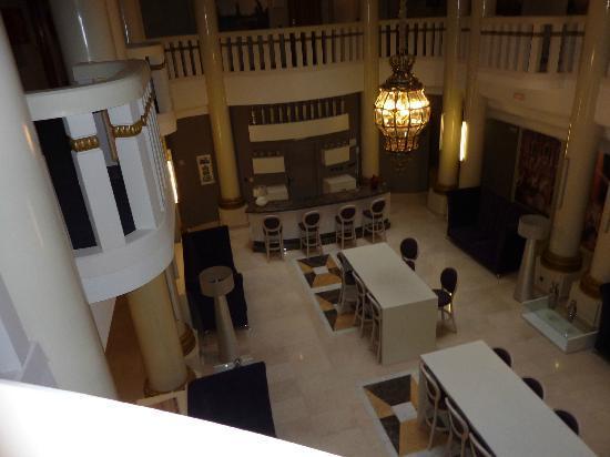 โรงแรมทริพ มาดริด ซิเบเลส: 8