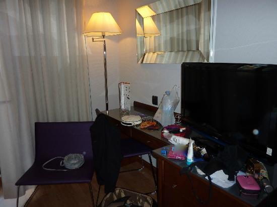 Tryp Madrid Cibeles Hotel: 9