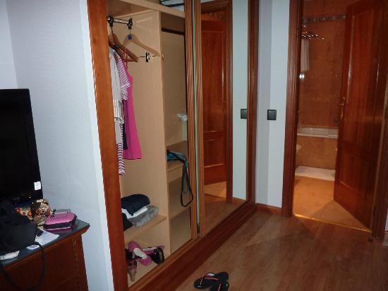 Tryp Madrid Cibeles Hotel: 2