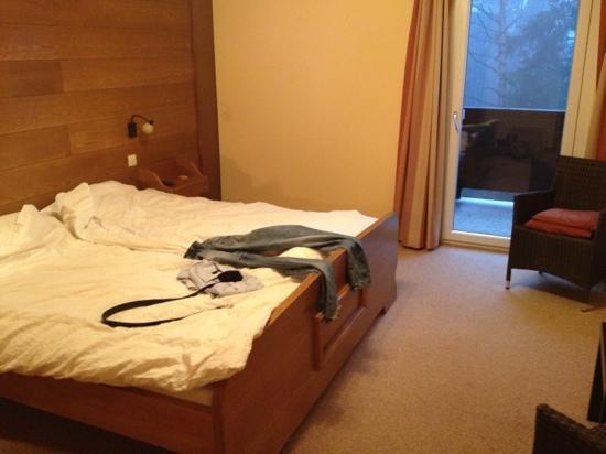 Hotel Pension Tyrol: double room with balcony