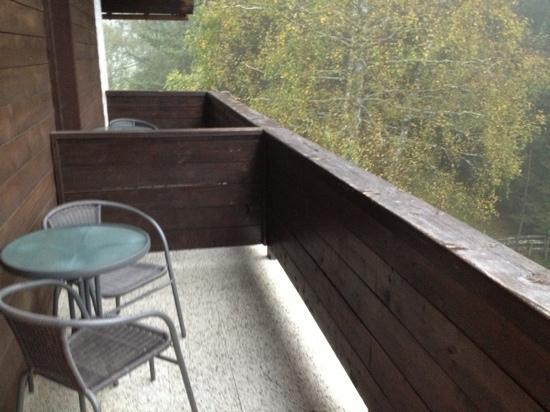 Hotel Pension Tyrol: Room balcony