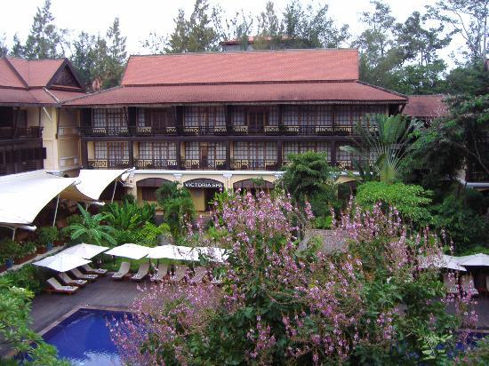 Victoria Angkor Resort & Spa: part of accommodation buildings