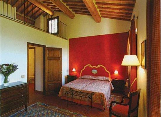 Il Borgo di Villa Bossi-Pucci: Bedroom