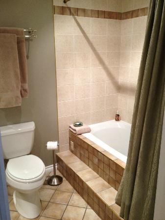 The Del Ray B&B: Jacuzzi tub!