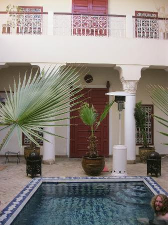 Origin Hotels Riad El Faran: pool