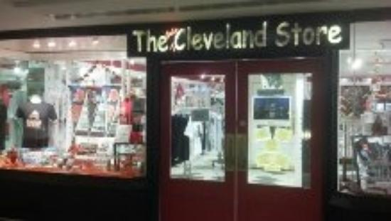 The Ritz-Carlton, Cleveland: the ONLY Cleveland store? lol