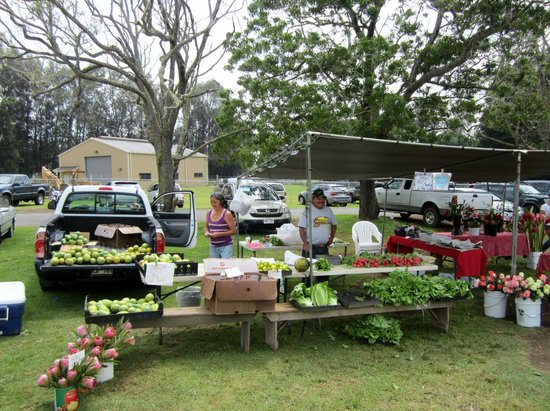 ‪Waimea Homestead Farmers Market‬