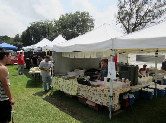 Waimea Homestead Farmers Market: Food