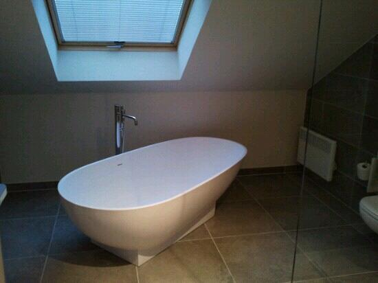 Abalona B&B : Bathroom