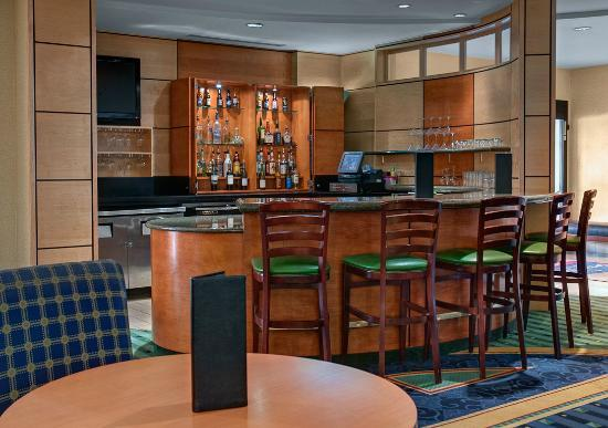 SpringHill Suites Denver Airport : Hotel Lounge