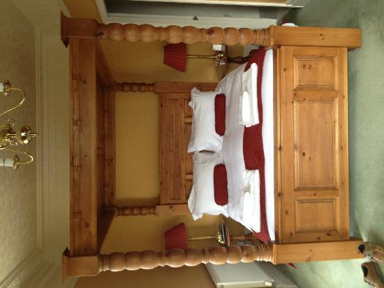 ستون جارث جيست هاوس: Bedroom one.
