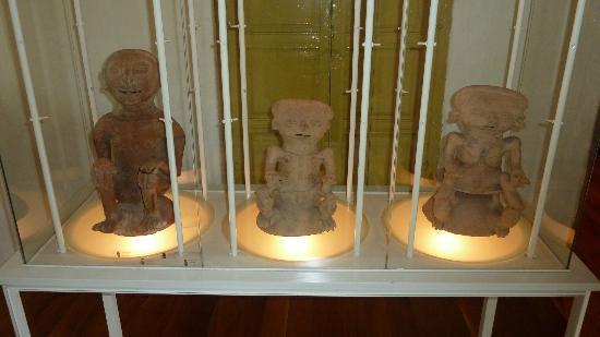 Museo Arqueologico: Kleine aber komplette Keramiksammlung