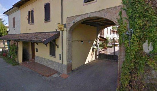 Casalnoceto, Italie : ristorante La Bossola