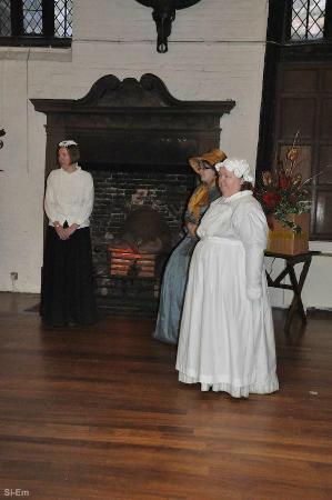 Tamworth Castle: Santa Trail